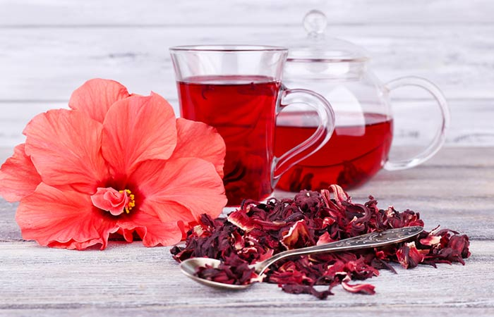 Herbs For Weight Loss - Hibiscus Tea For Weight Loss