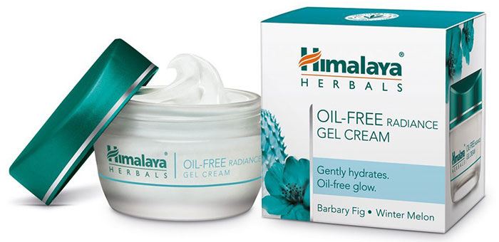 Himalaya Oil-Free Radiance Gel Cream - Best Fairness Creams For Oily Skin