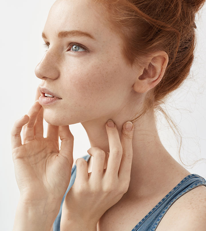 18 Simple Ways To Get Rid Of Freckles On Face Permanently