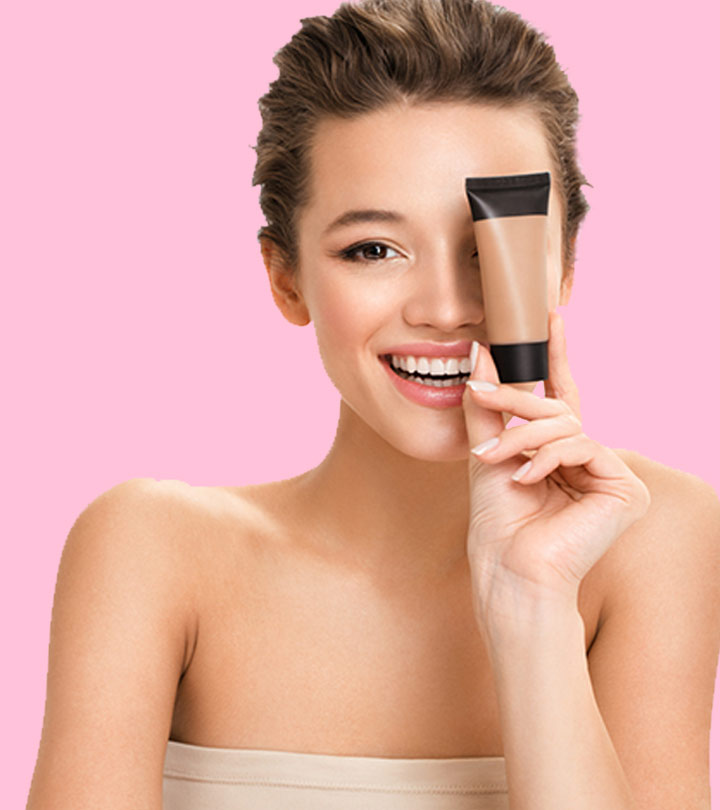 How To Apply Liquid Foundation With Brush, Sponge, And Fingers