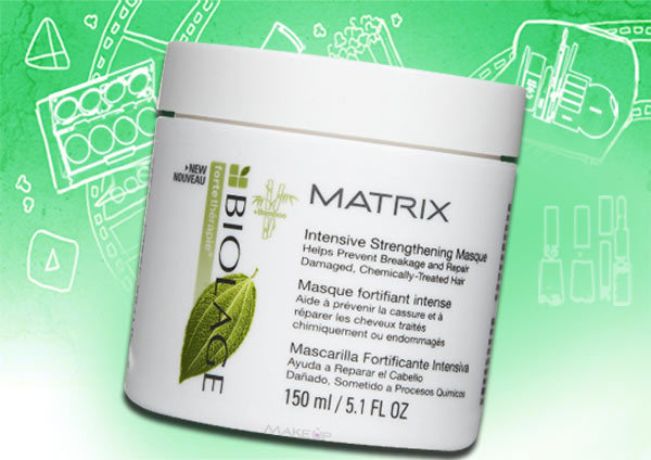 matrix biolage fortetherapie intensive strengthening masque
