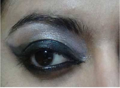 Kajal or liner pencil makeup
