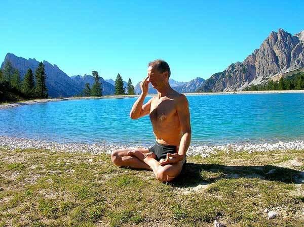 Kapalbhati for yoga