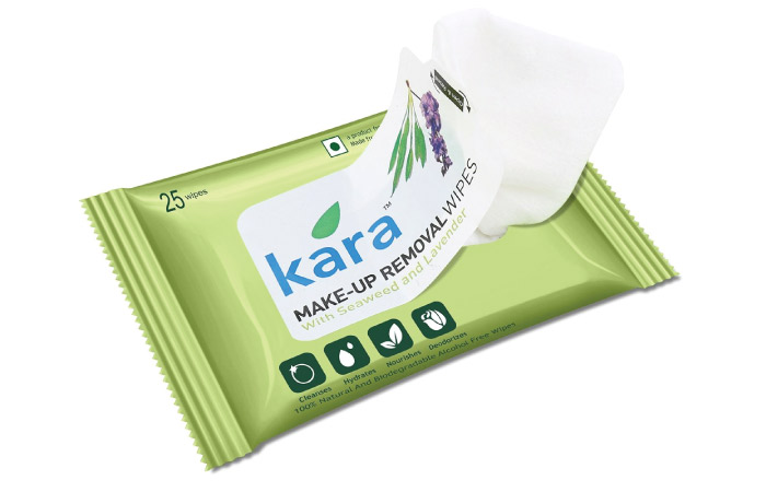 Kara Makeup Removal Wipes