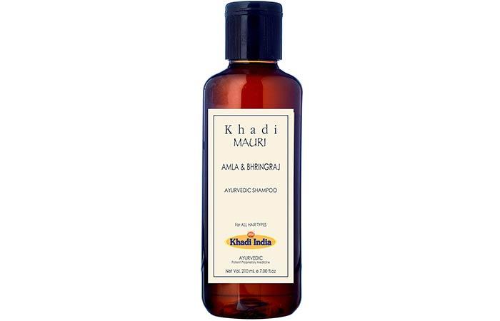 Khadi Mauri Amla And Bhringraj Ayurvedic Shampoo