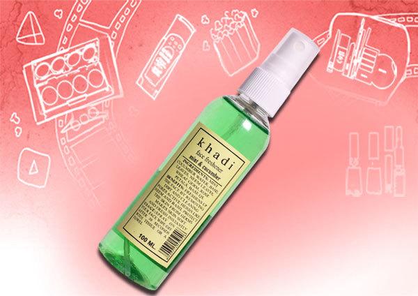 Khadi Mint and Cucumber Face Freshener