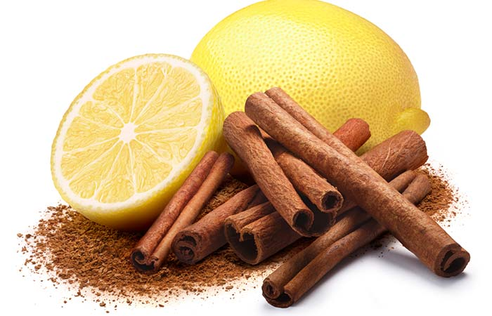 Lemon Water For Weight Loss - Lemon And Cinnamon