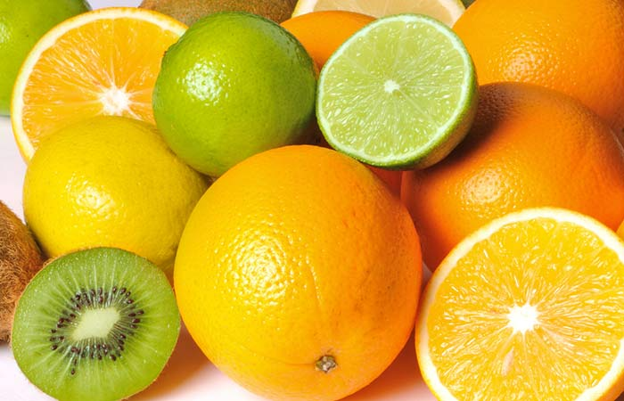 Lemon Water For Weight Loss - Lemon And Fruits