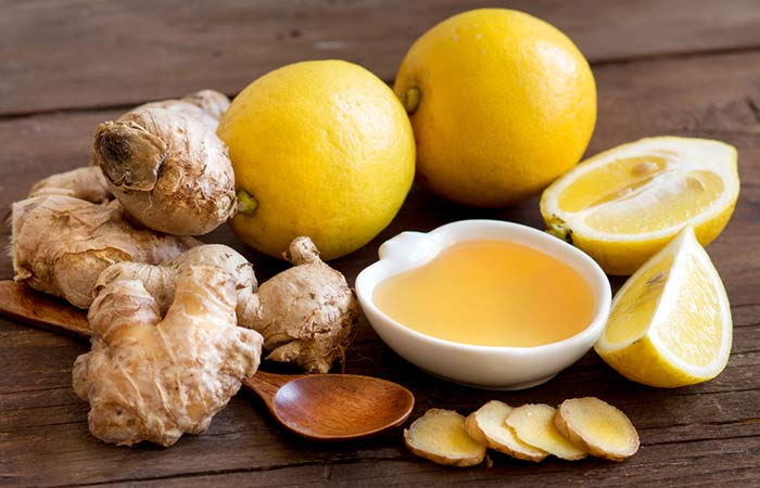 Lemon Water For Weight Loss - Lemon And Ginger