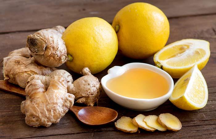 Lemon Water For Weight Loss - Lemon And Ginger