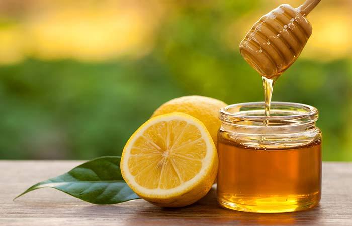 Lemon Water For Weight Loss - Lemon And Honey