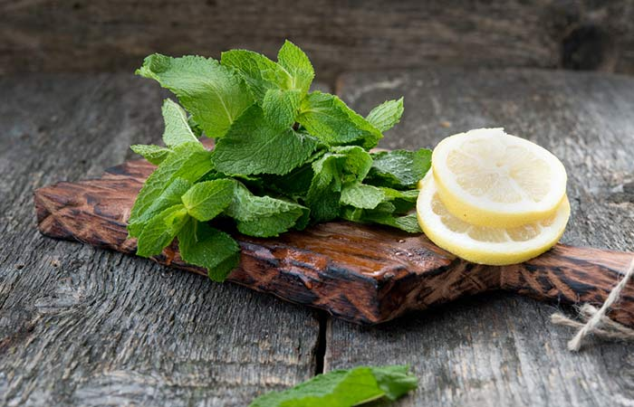 Lemon Water For Weight Loss - Lemon And Mint