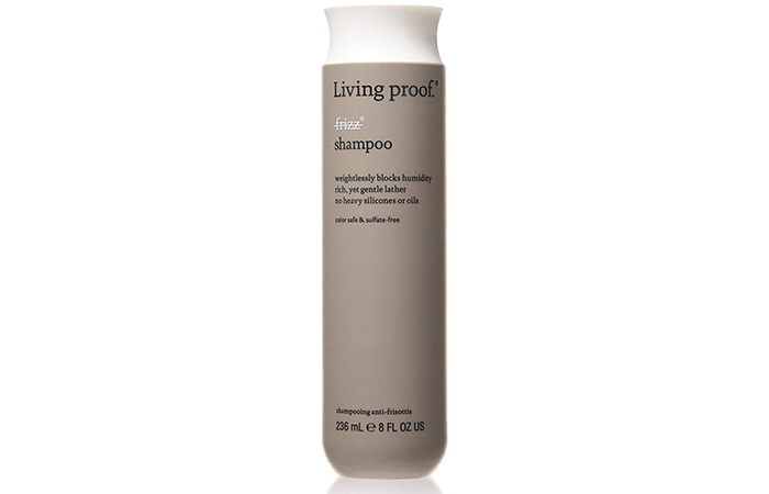 Living Proof No Frizz Shampoo - Shampoos For Frizzy Hair