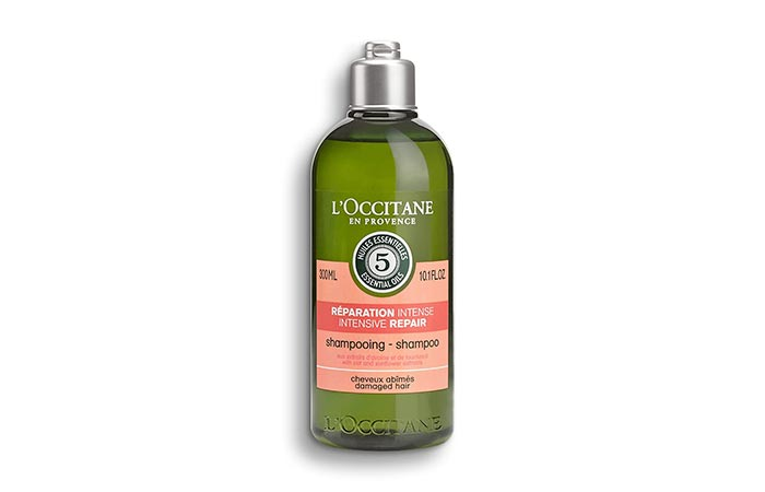 Loccitane Intensive Repair Shampoo