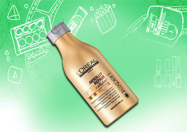 loreal absolut repair shampoo