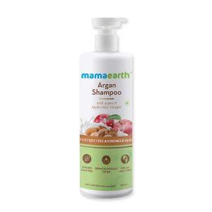 Mamaearth Argan & Apple Cider Vinegar Shampoo