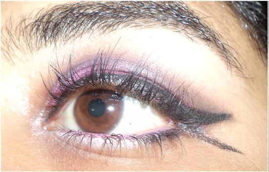 Mascara lashes
