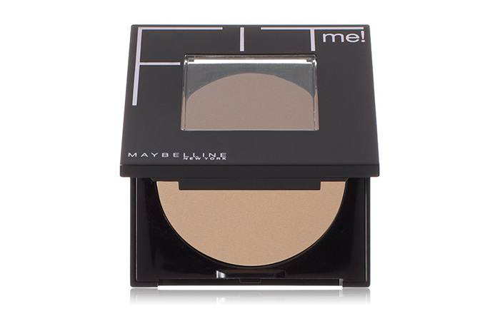 Maybelline New York Fit Me Pressed Powder - Best Compact For Oily Skin