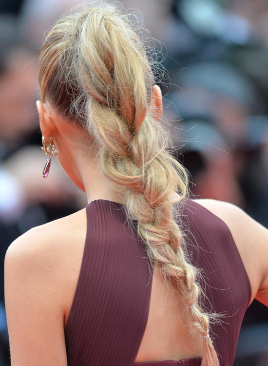 Messy-Ponytail-Braid