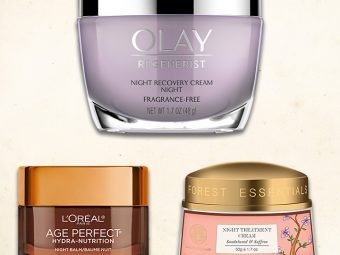 Must-Try Night Creams For Dry Skin