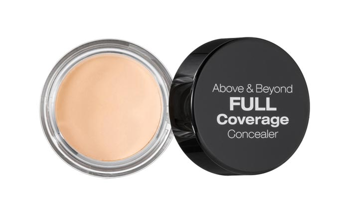 Best Concealers For Dry Skin - 1. NYX Concealer In A Jar