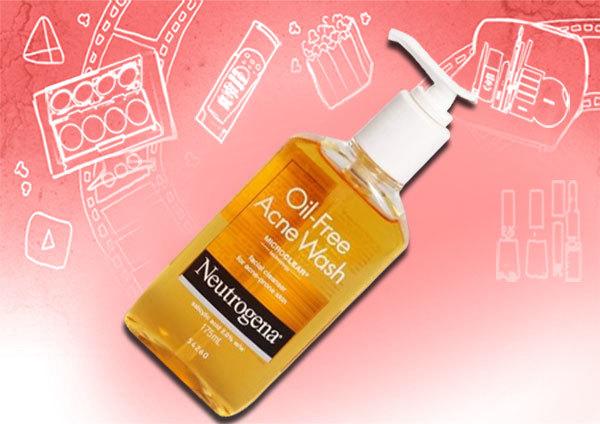Neutrogena Oil for face