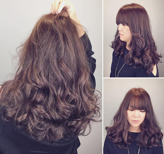 Swell 40 Styles To Choose From When Perming Your Hair Short Hairstyles Gunalazisus