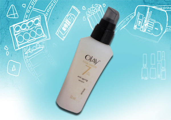 olay total effects 7 in 1 anti ageing Serum