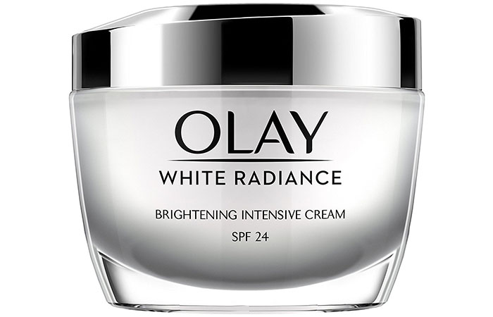Olay White Radiance Brightening Intensive Cream - Best Fairness Creams For Oily Skin