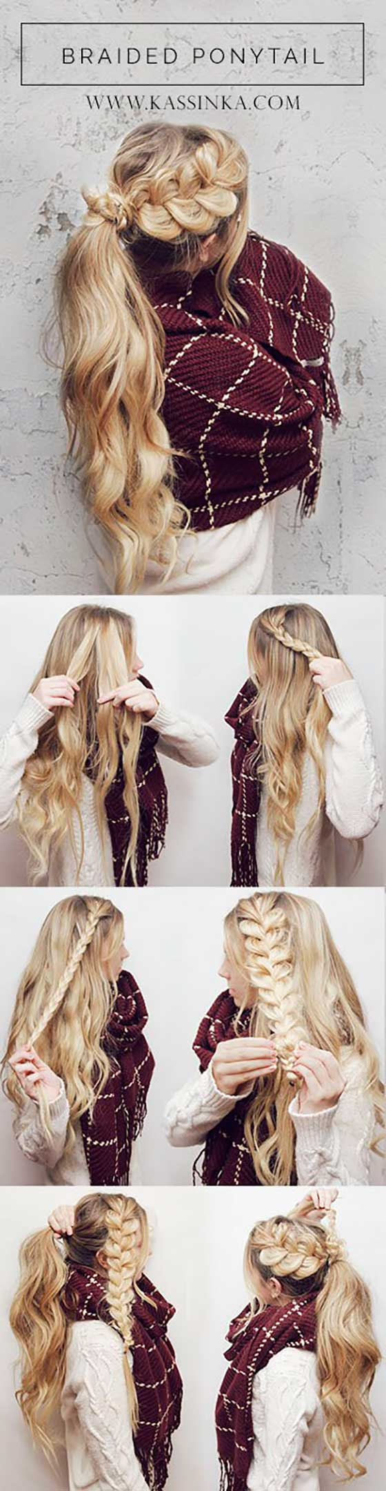 Pancaked-Braided-Ponytail