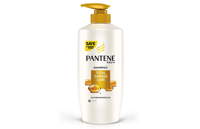 Pantene Pro-V Total Damage Care Shampoo - Shampoos For Frizzy Hair