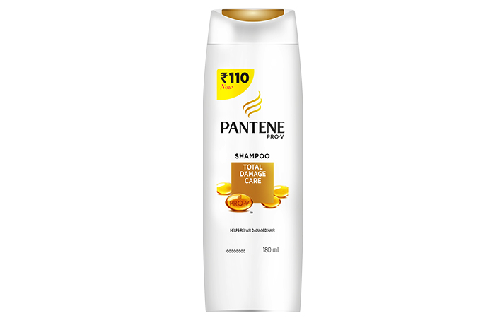 Shampoos For Oily Hair - Pantene-Pro-V-Total-Damage-Care-Shampoo
