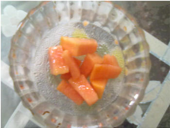 Papaya and Lemon Face pack for skin