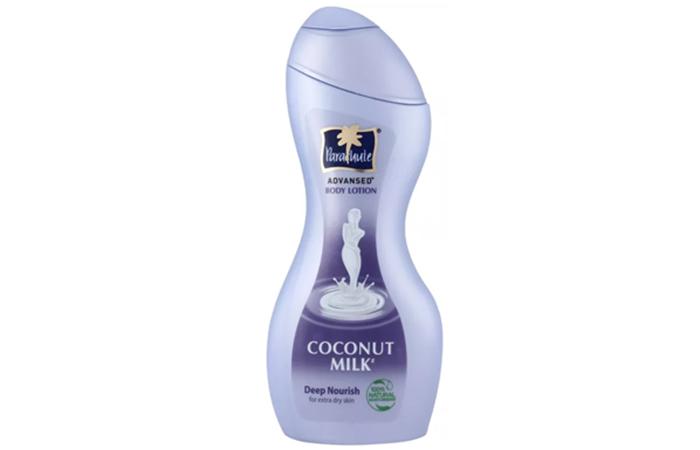Parachute Advansed Coconut Milk Deep Nourish Body Lotion