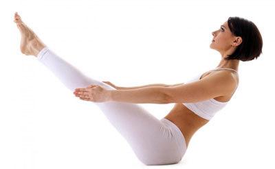 Paripurna Navasana yoga