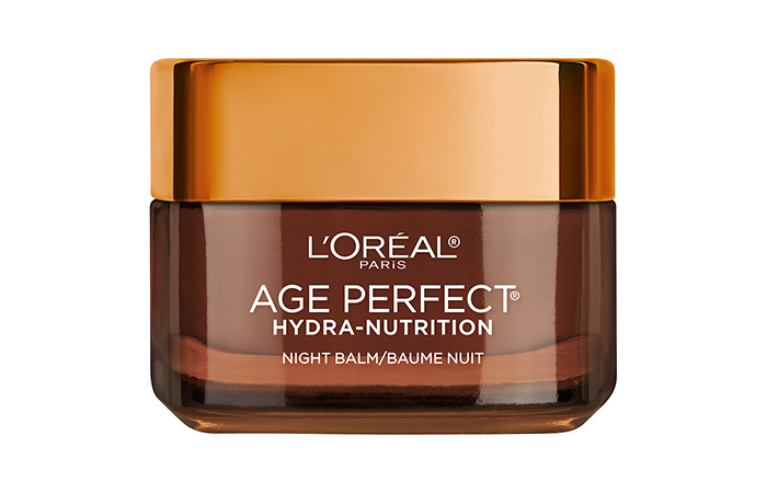 Paris Age Perfect Hydra-Nutrition Night Balm