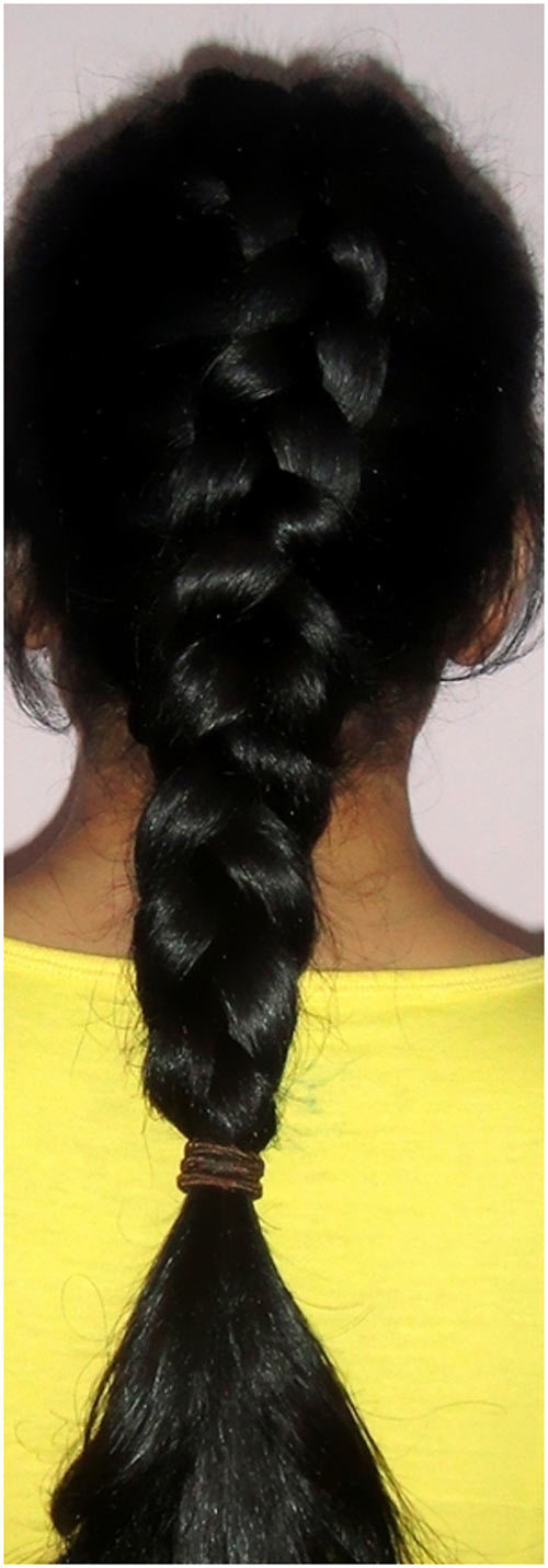 dutch braid hairstyles