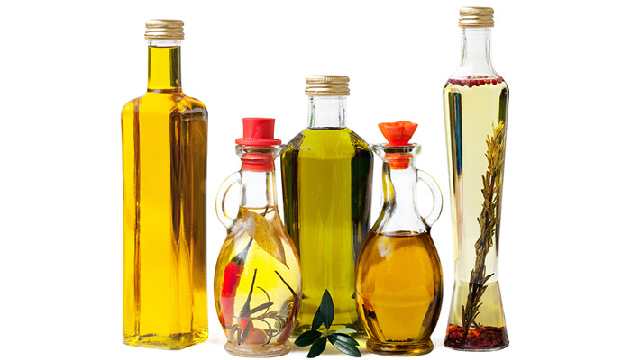 Healthy Sources Of Fat - Plant Oils