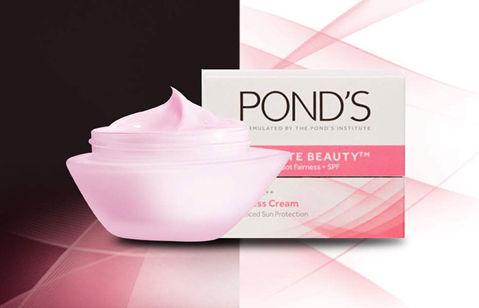 Pond's White Beauty Anti Spot Fairness Day Cream - Skin Lightening Creams