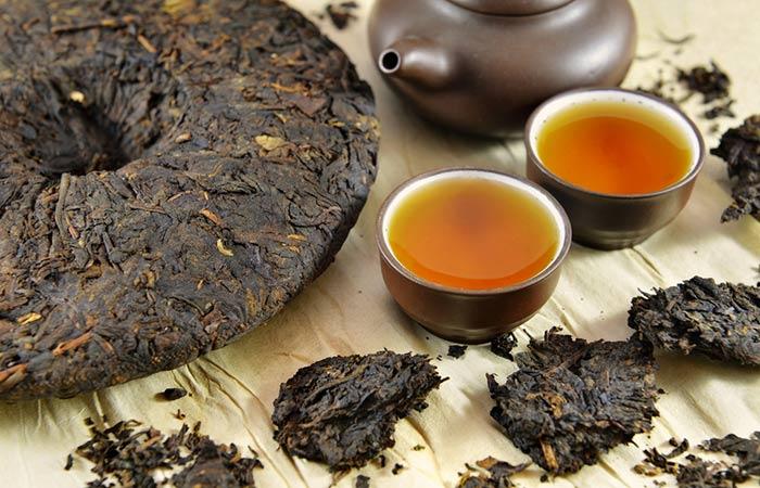 Herbs For Weight Loss - Pu-erh Tea For Weight Loss