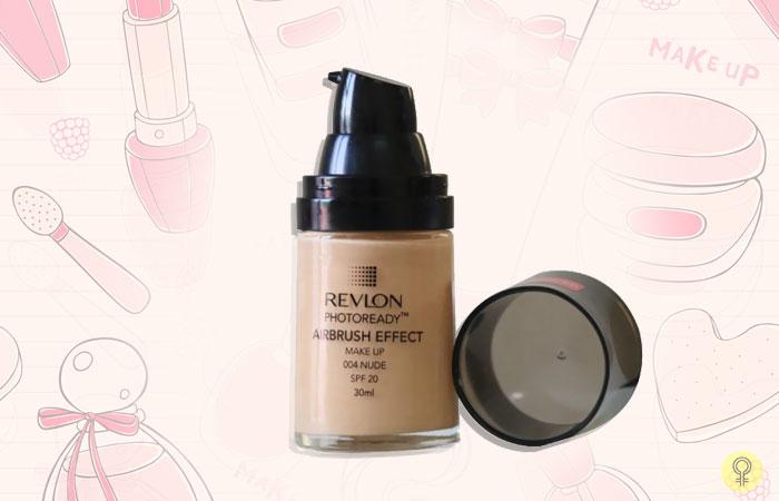 Revlon Photo Ready Makeup Foundation