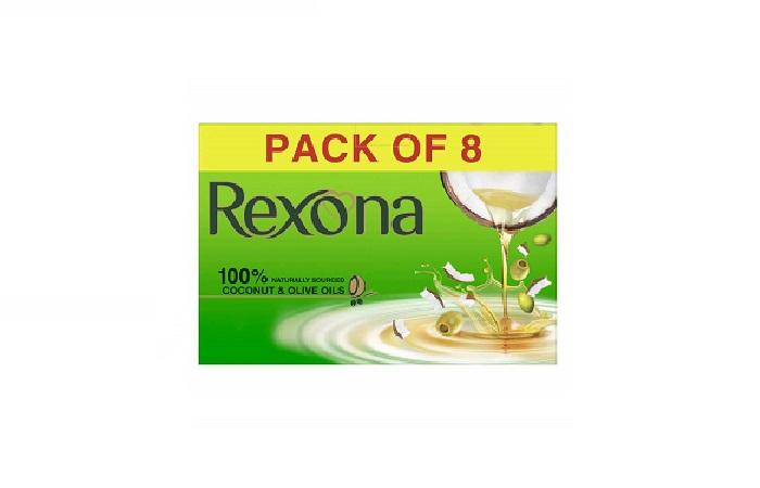 Rexona Coconut & Olive Oil Soap