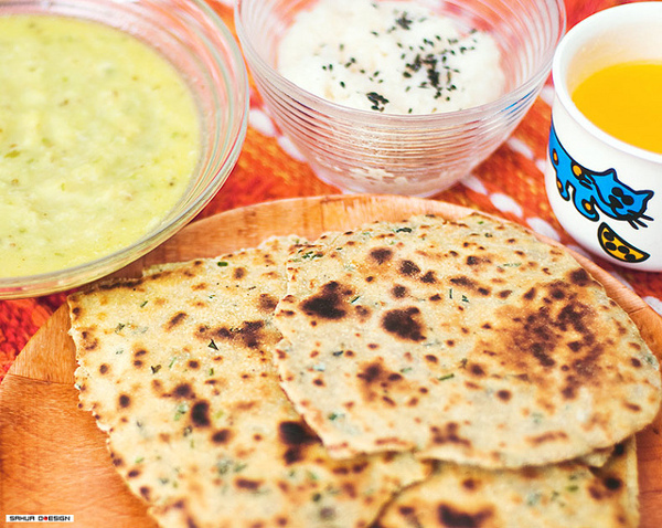 chapati for weight loss