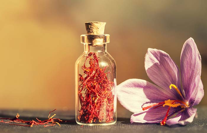 Saffron And Aloe Vera - Ayurvedic Beauty Tips