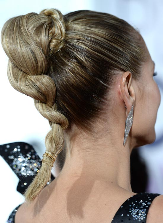 Sleek Ponytail Braid Pinit