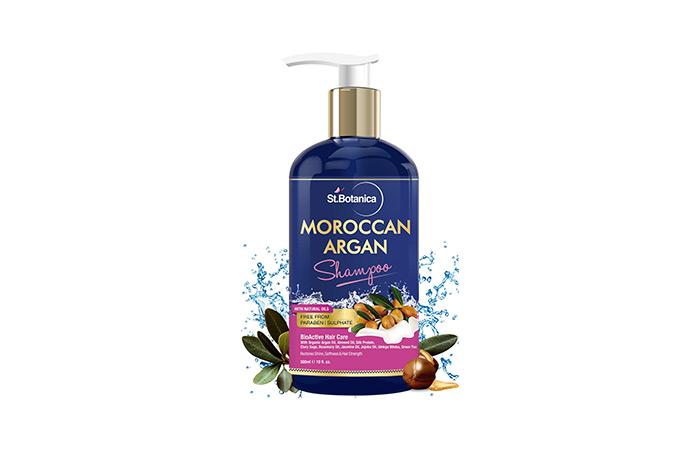 St. Botanica Moroccan Argan Hair Shampoo