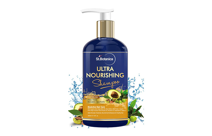 St. Botanica Ultra Nourishing Shampoo