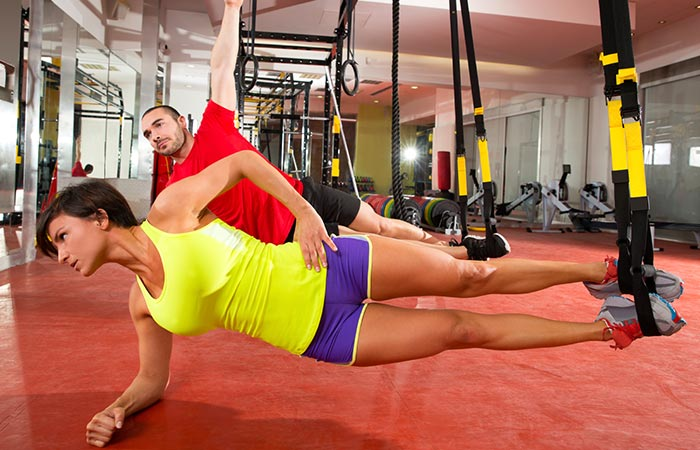 TRX – The Total Body Resistance Exercise