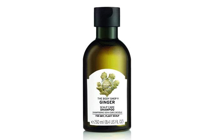 The Body Shop Ginger Anti Dandruff Shampoo