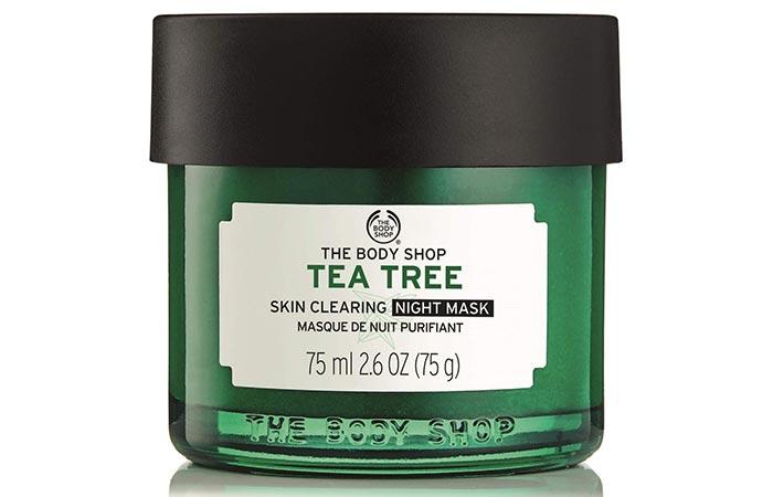 The Body Shop Tea Tree Anti Imperfection Night Mask